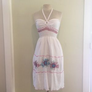 Dresses - Embroidered Dress from Guatemala // OS